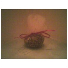Small Scentsational Bath Tea in Tool Wrap